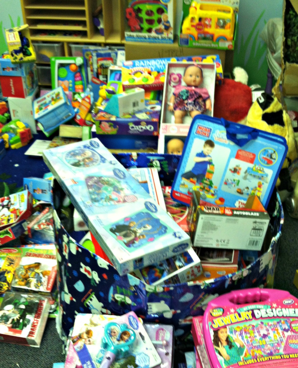 Atlas Toy Drive 2