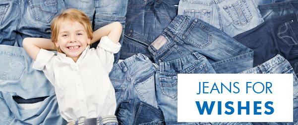 Jeans for Wishes 2015